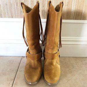 Seychelles Western Cowgirl Cowboy Boots 6.5